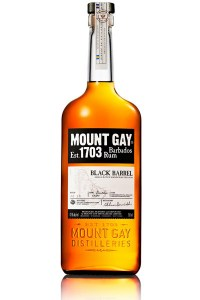Rum Mount Gay Black Barrel