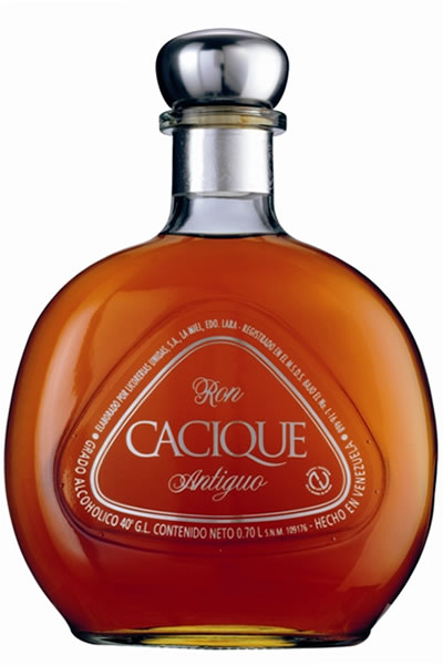 Rum Cacique Antiguo Vo. 40% cl. 70